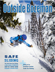 Mythbusters, skiing style. Outside Bozeman, Winter 2014-2015