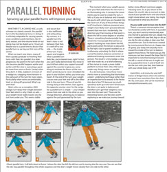 Sprucing up your Parallel Turns